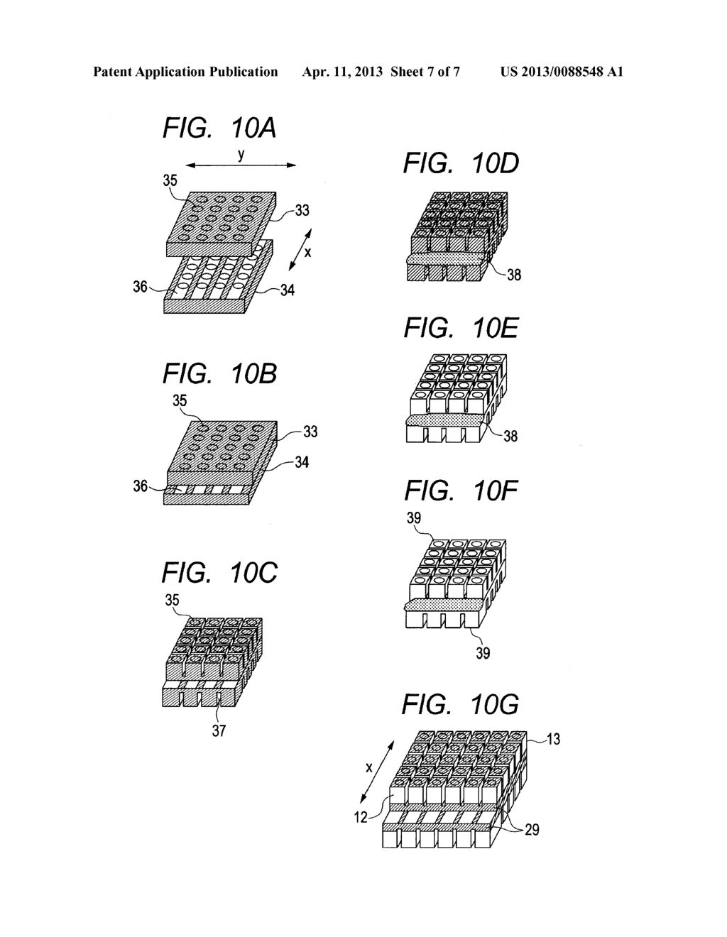 LIQUID DISCHARGE HEAD AND METHOD FOR MANUFACTURING LIQUID DISCHARGE HEAD - diagram, schematic, and image 08