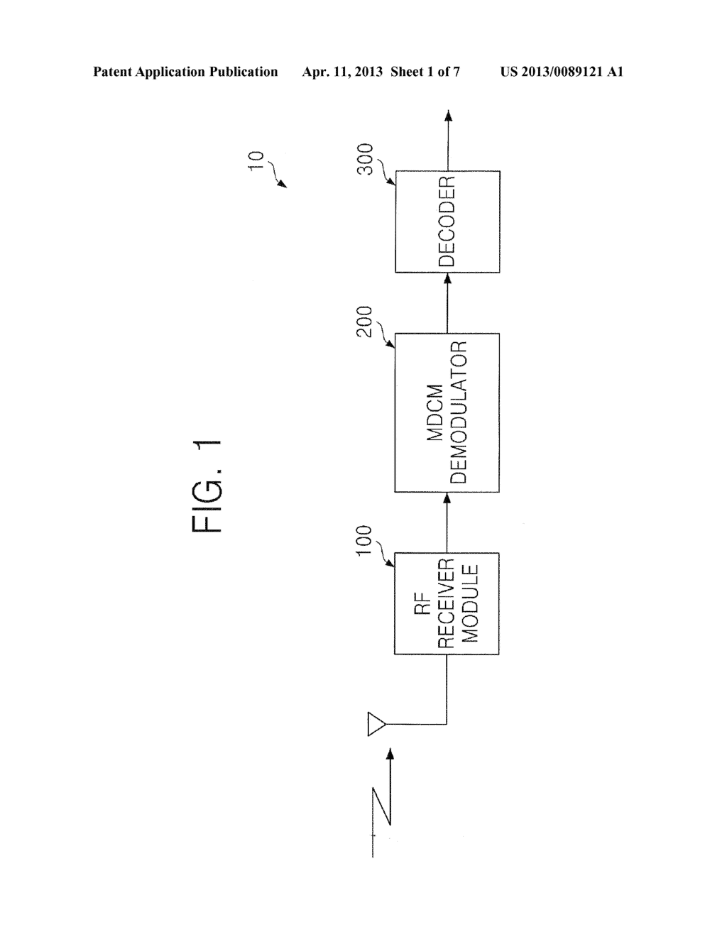 METHOD OF DEMODULATING MDCM SIGNAL USING HARD DECISION AND METHOD OF     DEMODULATING MDCM SIGNAL USING SOFT DECISION - diagram, schematic, and image 02