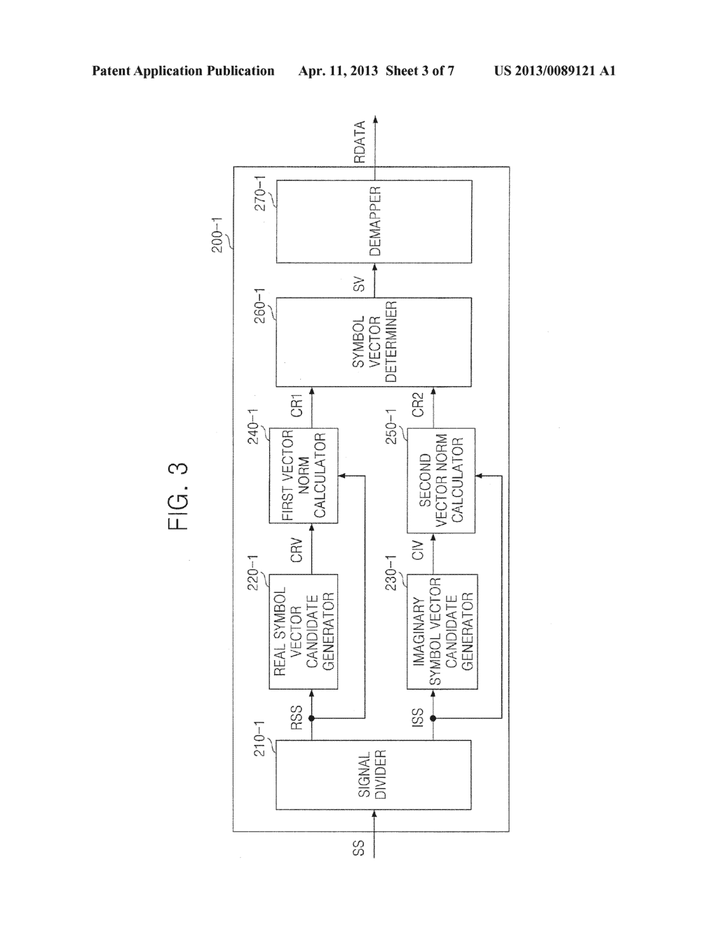 METHOD OF DEMODULATING MDCM SIGNAL USING HARD DECISION AND METHOD OF     DEMODULATING MDCM SIGNAL USING SOFT DECISION - diagram, schematic, and image 04