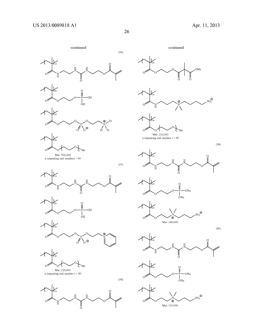 LITHOGRAPHIC PRINTING PLATE PRECURSOR, PLATE MAKING METHOD THEREOF AND     NOVEL POLYMER COMPOUND - diagram, schematic, and image 28