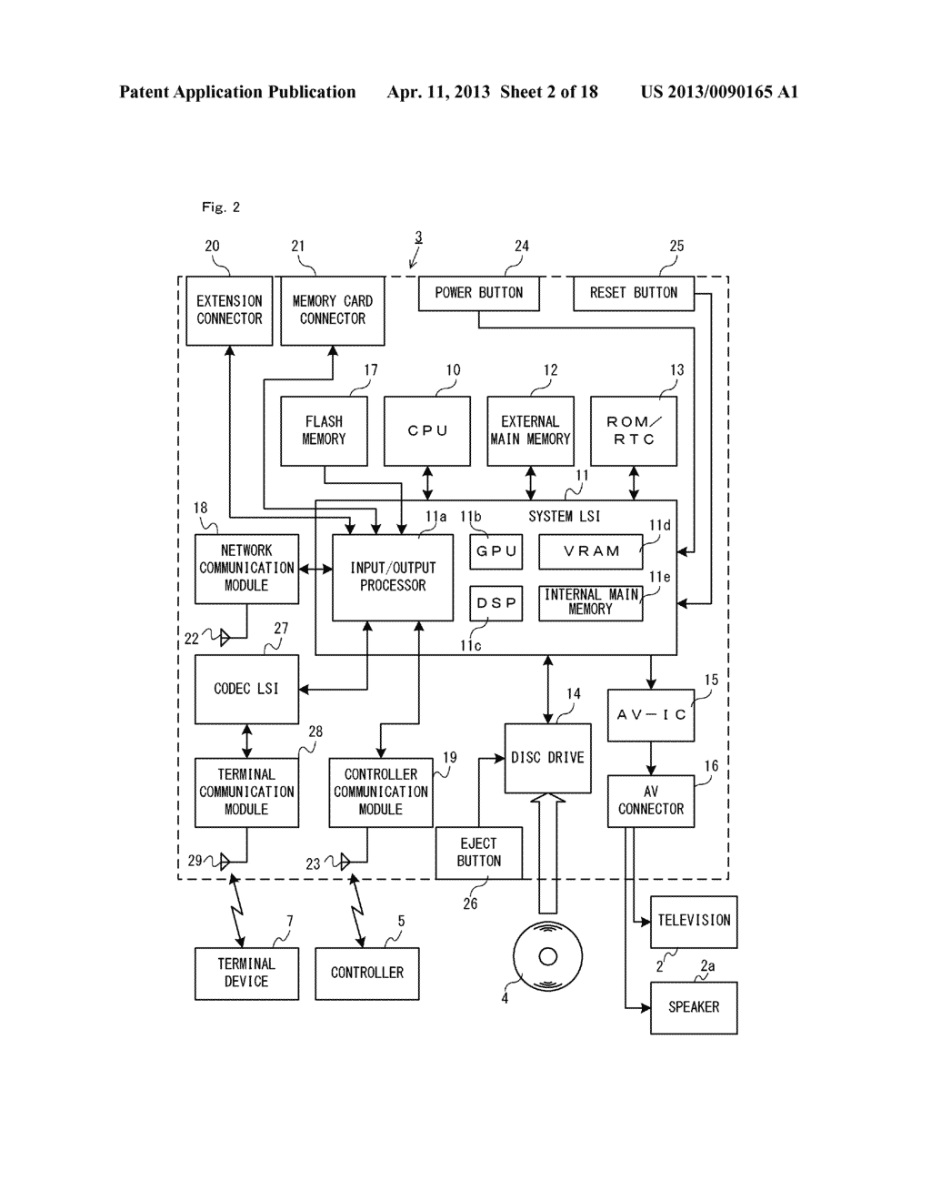 GAME SYSTEM, GAME PROCESSING METHOD, RECORDING MEDIUM STORING GAME     PROGRAM, AND GAME DEVICE - diagram, schematic, and image 03