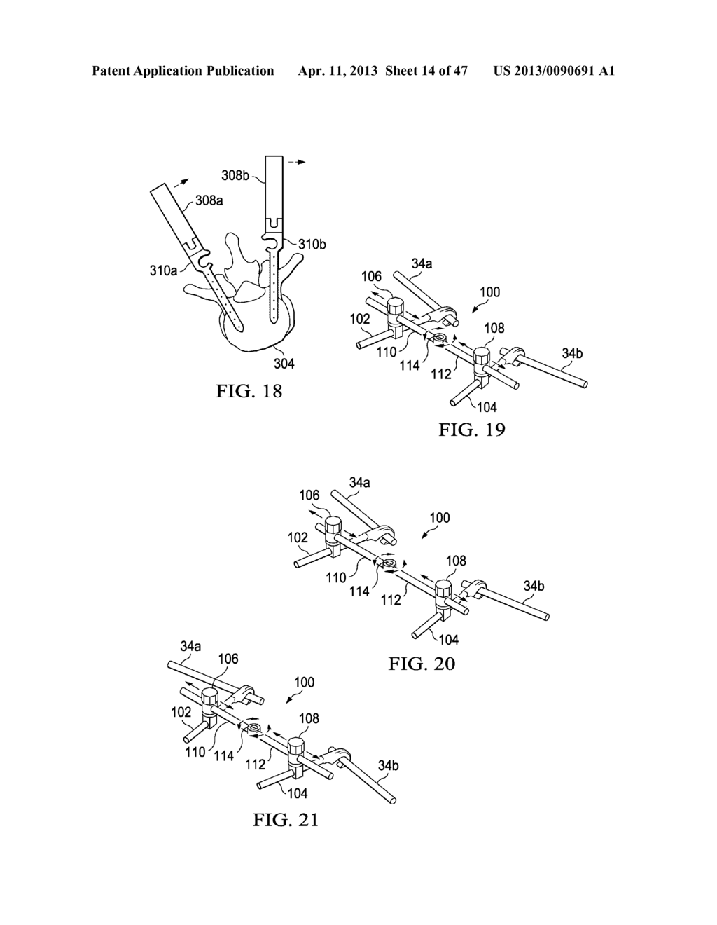 PEDICLE SCREW HAVING A REMOVABLE ROD COUPLING - diagram, schematic, and image 15