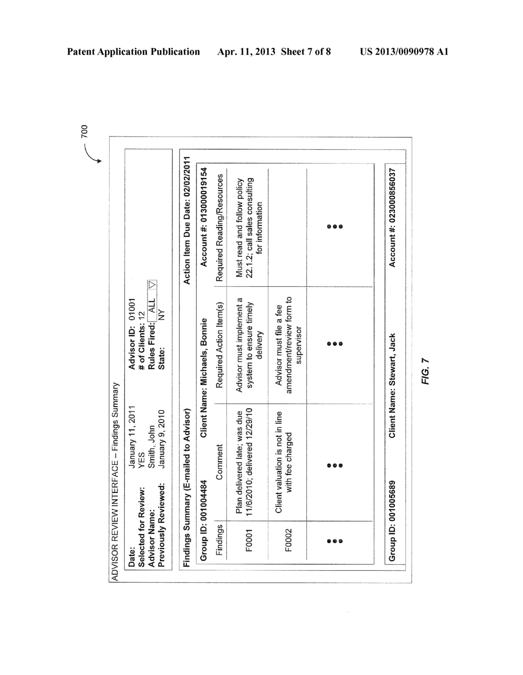 RISK-BASED EVALUATION OF FINANCIAL ADVISORS - diagram, schematic, and image 08