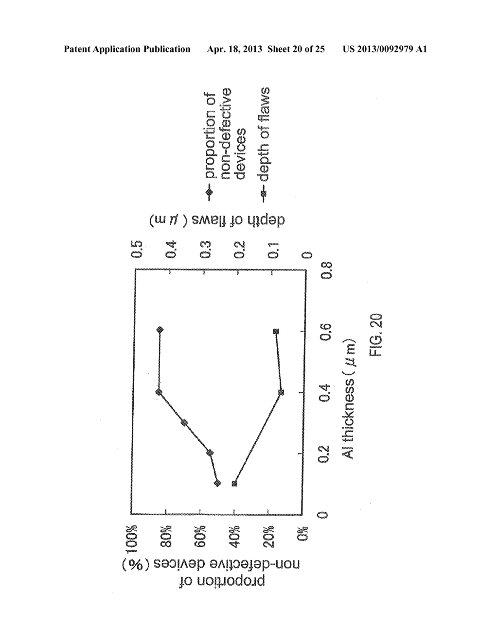 SEMICONDUCTOR DEVICE WITH AN ELECTRODE INCLUDING AN ALUMINUM-SILICON FILM - diagram, schematic, and image 21