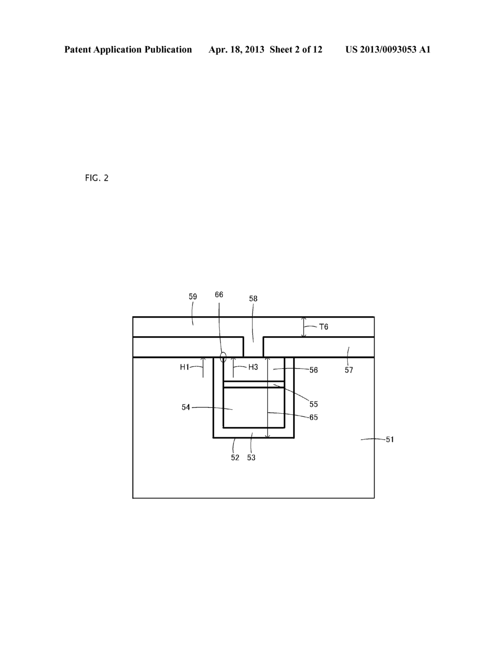 TRENCH TYPE PIP CAPACITOR, POWER INTEGRATED CIRCUIT DEVICE USING THE     CAPACITOR, AND METHOD OF MANUFACTURING THE POWER INTEGRATED CIRCUIT     DEVICE - diagram, schematic, and image 03