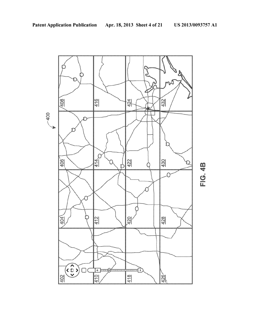 DERIVATIVE-BASED SELECTION OF ZONES FOR BANDED MAP DISPLAY - diagram, schematic, and image 05