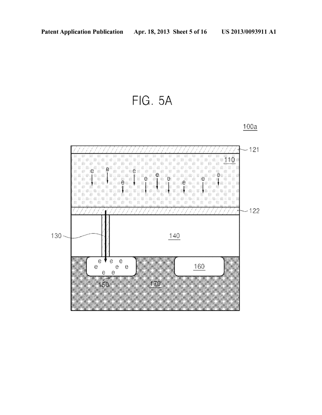 IMAGE SENSOR, ELECTRONIC DEVICE INCLUDING THE SAME, AND IMAGE SENSING     METHOD - diagram, schematic, and image 06