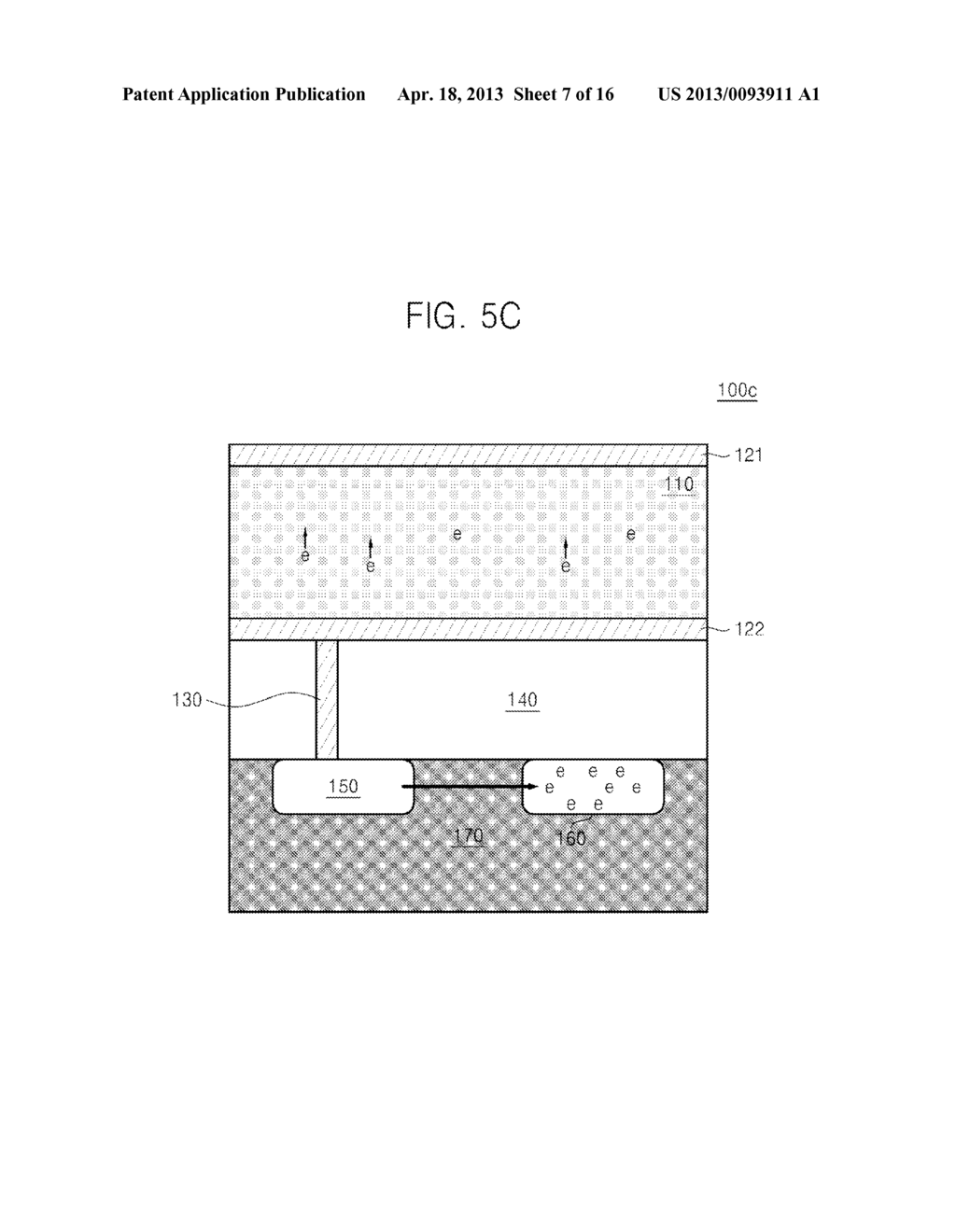 IMAGE SENSOR, ELECTRONIC DEVICE INCLUDING THE SAME, AND IMAGE SENSING     METHOD - diagram, schematic, and image 08
