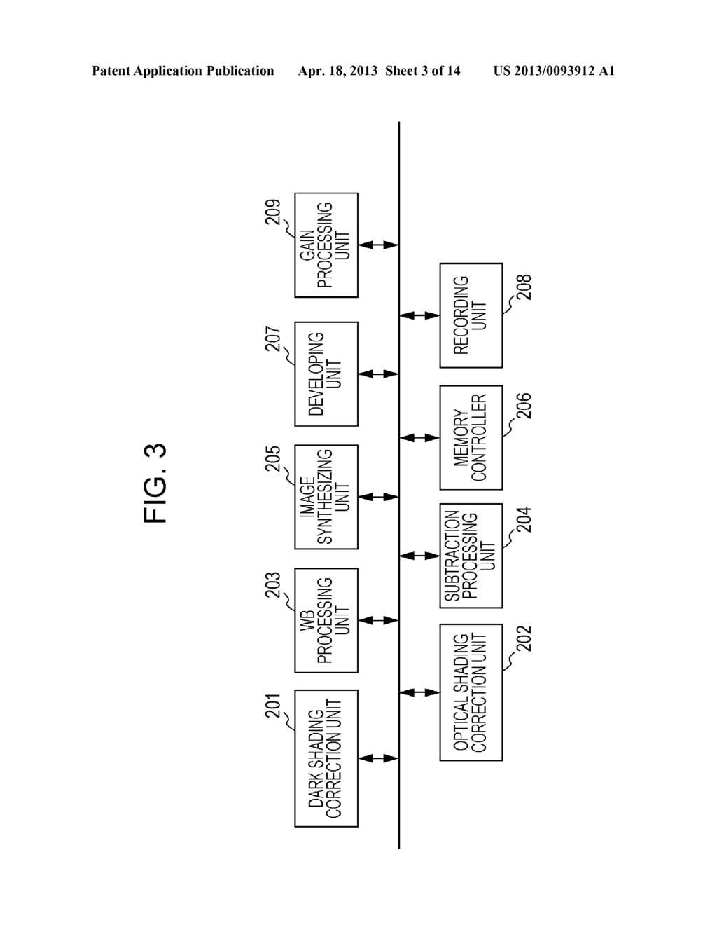 IMAGE PICKUP APPARATUS AND METHOD FOR CONTROLLING THE SAME - diagram, schematic, and image 04