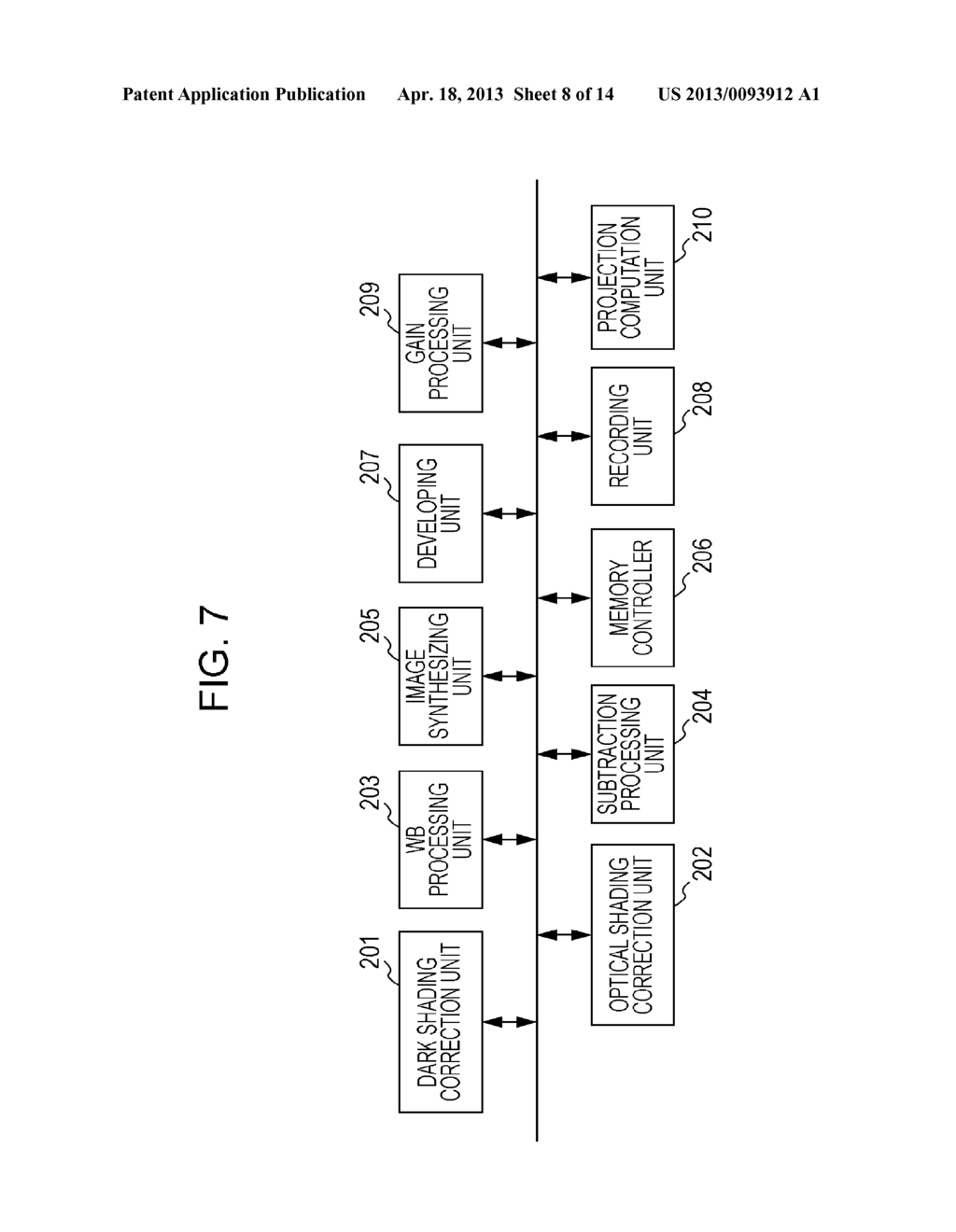 IMAGE PICKUP APPARATUS AND METHOD FOR CONTROLLING THE SAME - diagram, schematic, and image 09