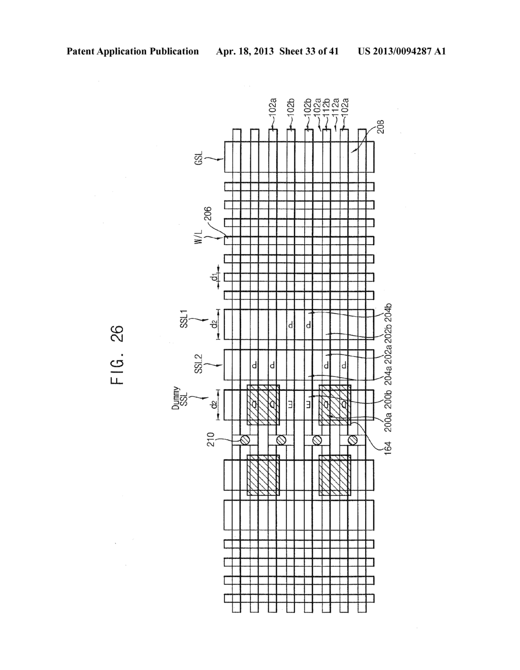 SEMICONDUCTOR MEMORY DEVICES AND METHODS OF MANUFACTURING THE SAME - diagram, schematic, and image 34