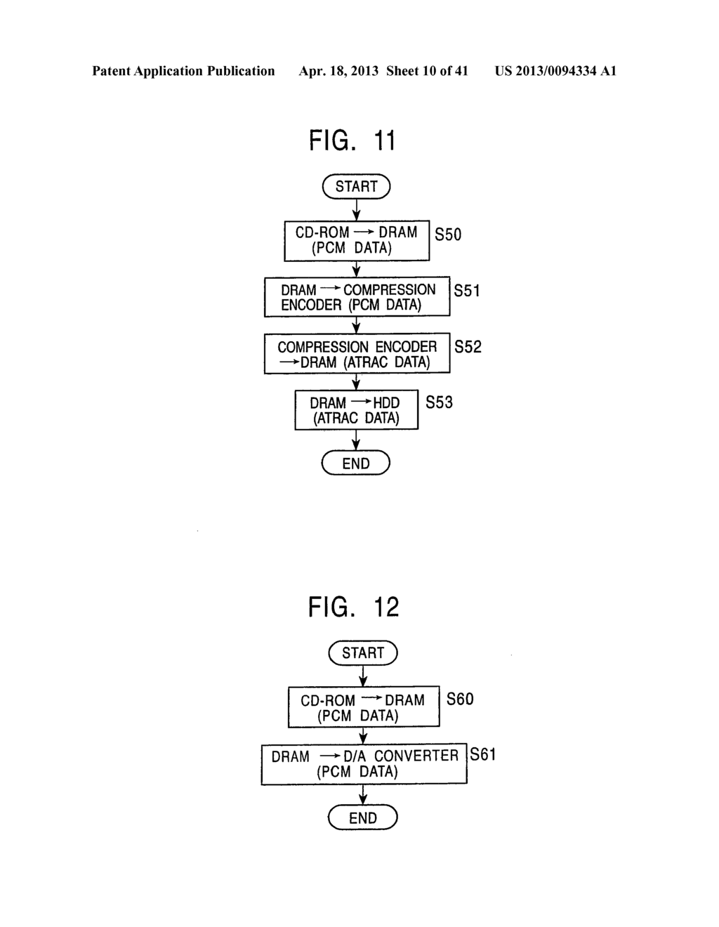 DATA PROCESSING SYSTEM HAVING DATA REPRODUCTION INDEPENDENT OF DATA     PROCESSING - diagram, schematic, and image 11