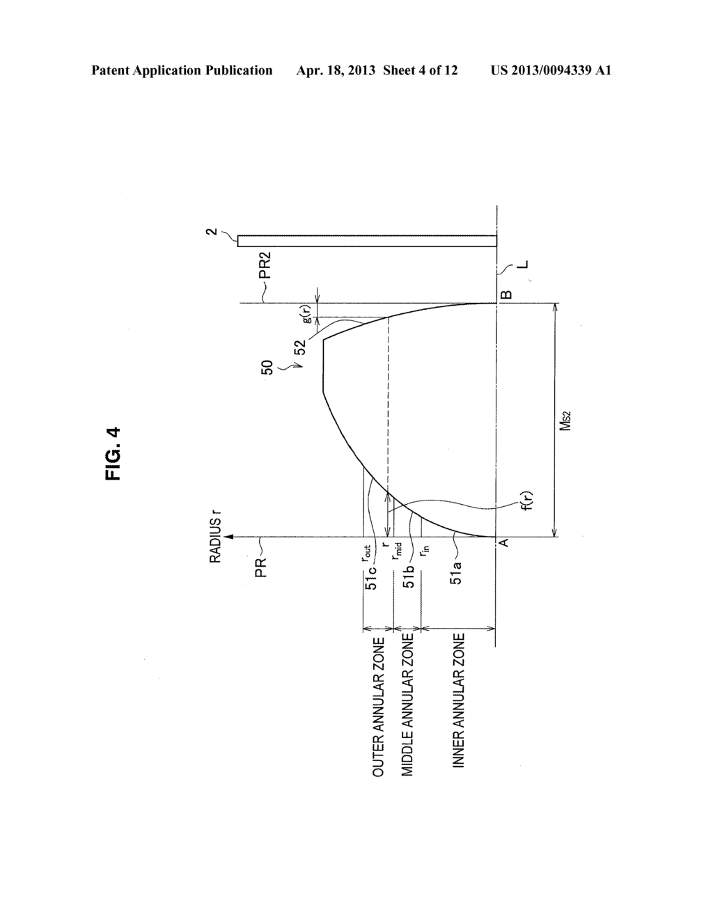 OBJECTIVE LENS, OPTICAL PICKUP DEVICE, AND OPTICAL DISC DEVICE - diagram, schematic, and image 05