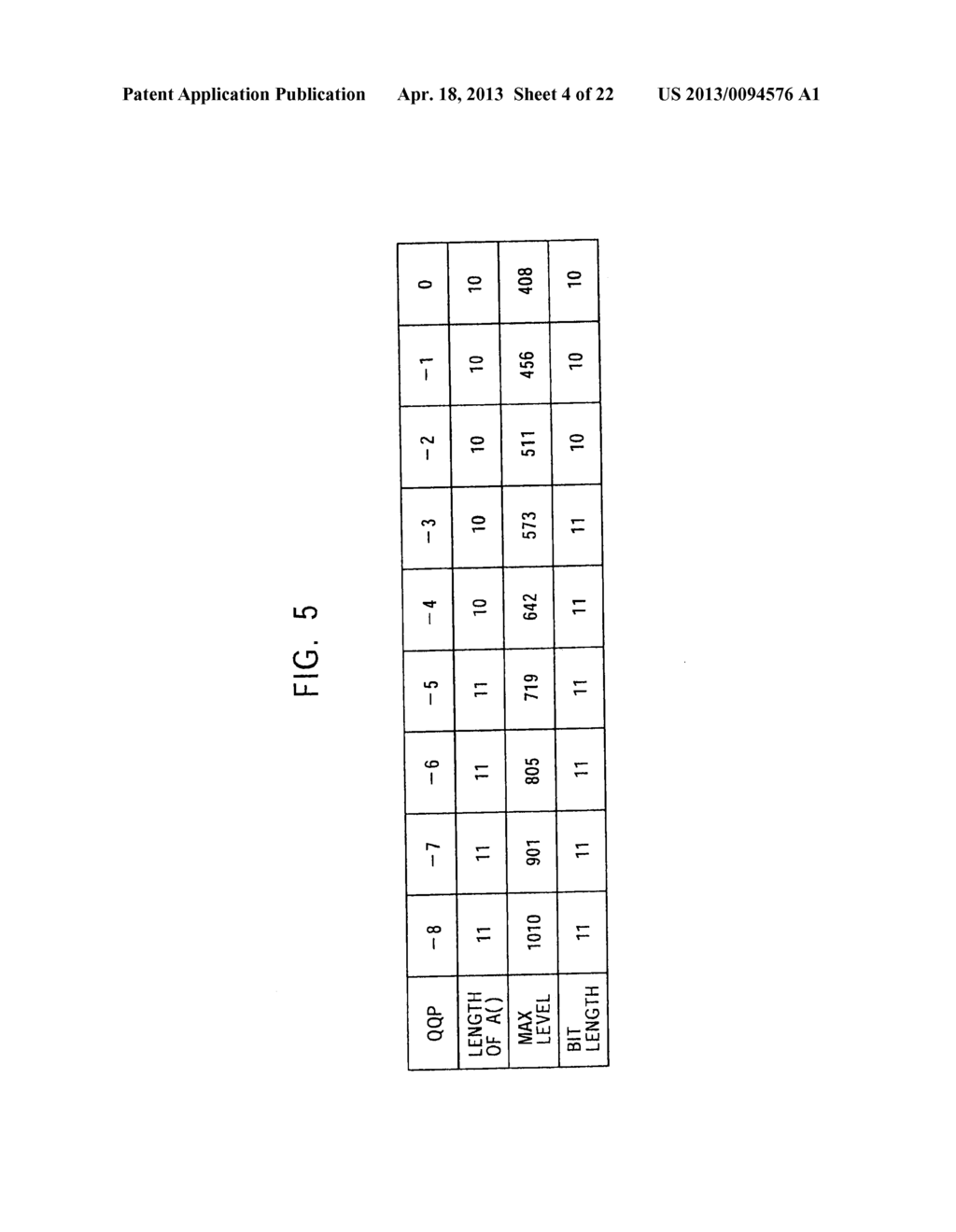 METHOD AND APPARATUS FOR CODING IMAGE INFORMATION, METHOD AND APPARATUS     FOR DECODING IMAGE INFORMATION, METHOD AND APPARATUS FOR CODING AND     DECODING IMAGE INFORMATION, AND SYSTEM OF CODING AND TRANSMITTING IMAGE     INFORMATION - diagram, schematic, and image 05