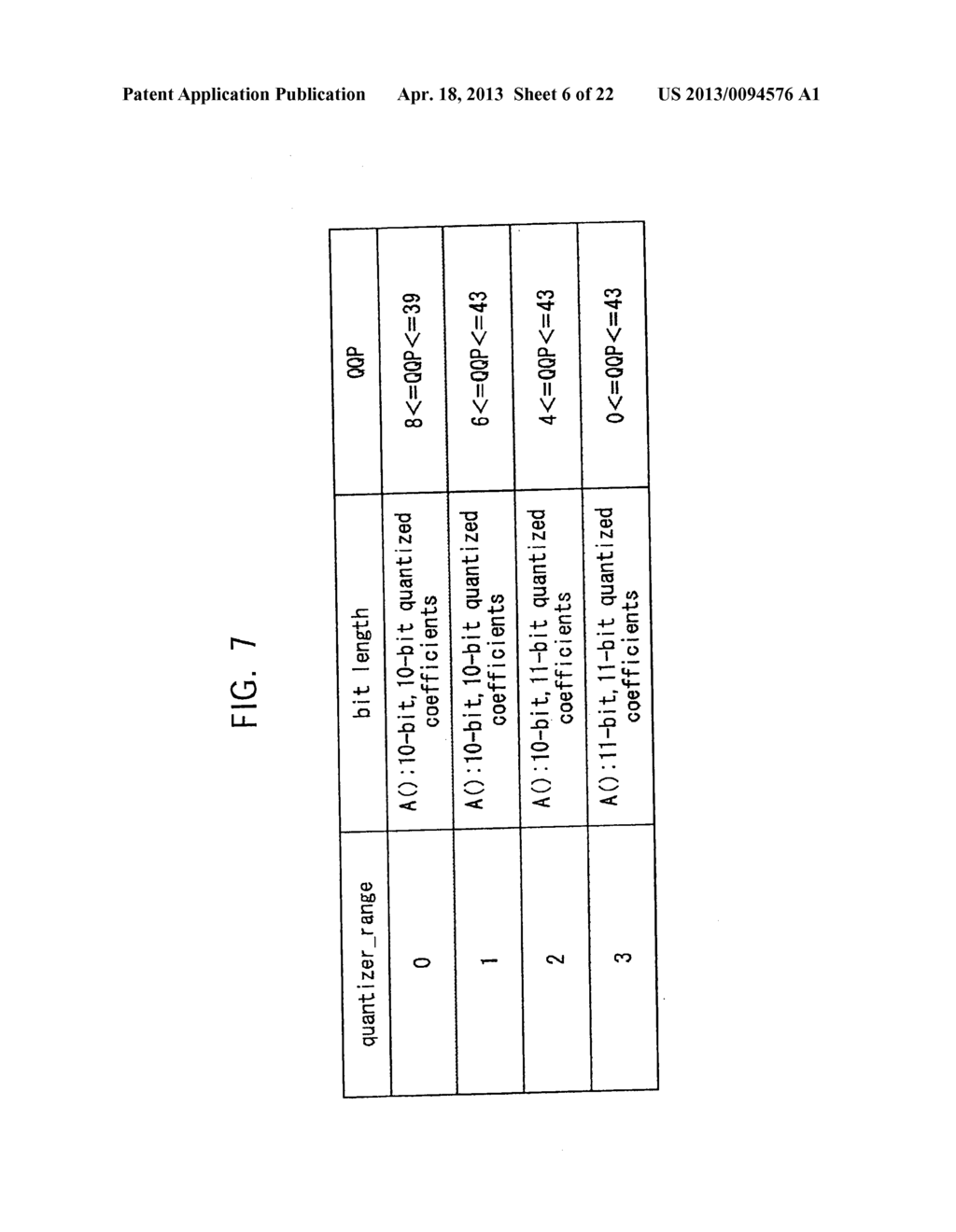 METHOD AND APPARATUS FOR CODING IMAGE INFORMATION, METHOD AND APPARATUS     FOR DECODING IMAGE INFORMATION, METHOD AND APPARATUS FOR CODING AND     DECODING IMAGE INFORMATION, AND SYSTEM OF CODING AND TRANSMITTING IMAGE     INFORMATION - diagram, schematic, and image 07