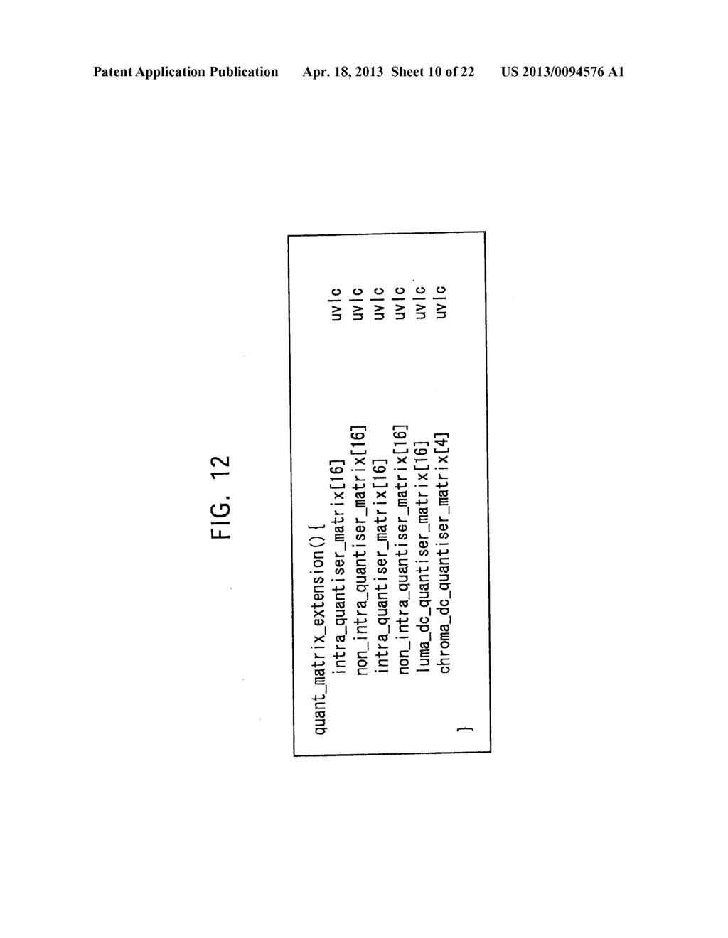 METHOD AND APPARATUS FOR CODING IMAGE INFORMATION, METHOD AND APPARATUS     FOR DECODING IMAGE INFORMATION, METHOD AND APPARATUS FOR CODING AND     DECODING IMAGE INFORMATION, AND SYSTEM OF CODING AND TRANSMITTING IMAGE     INFORMATION - diagram, schematic, and image 11