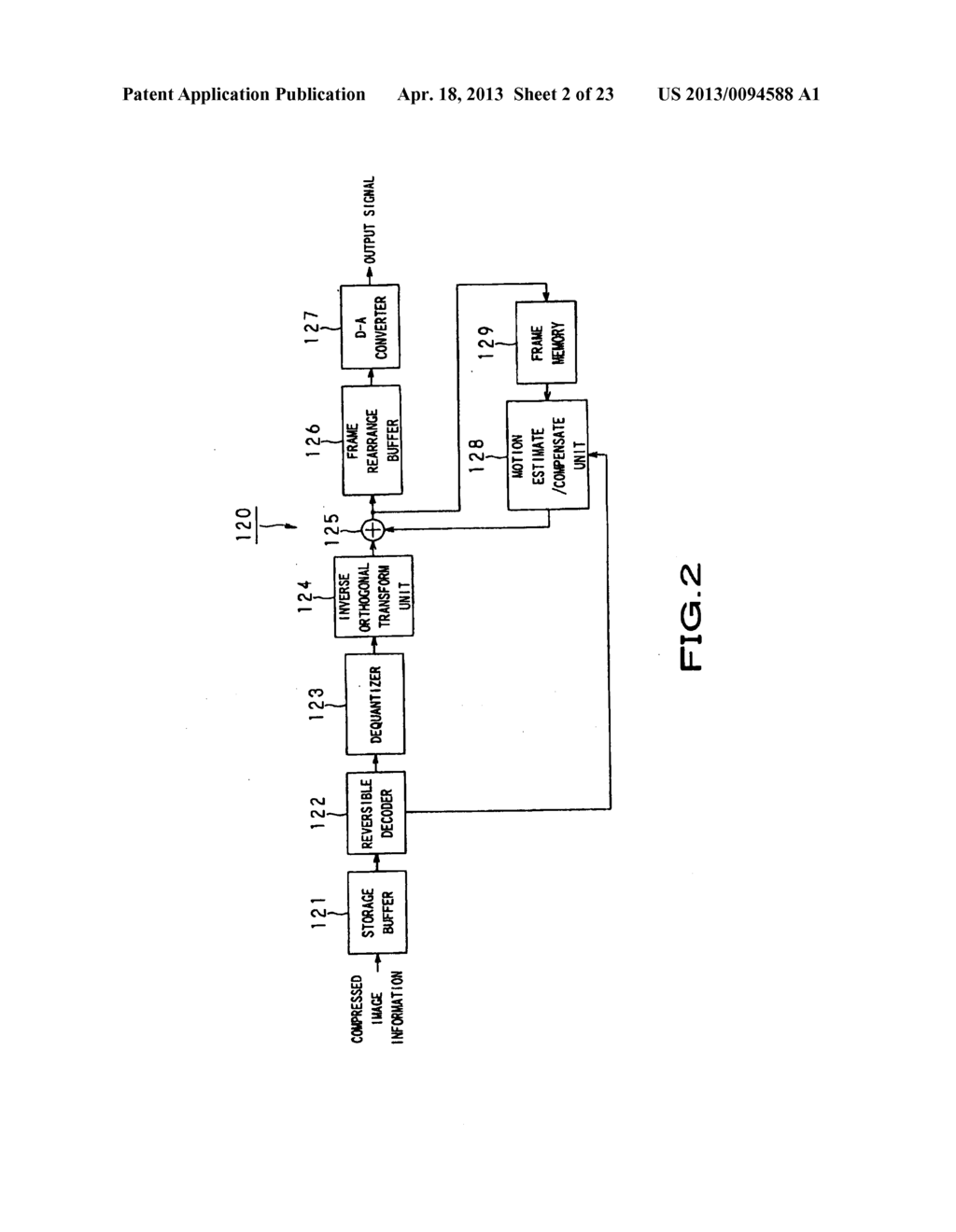 IMAGE INFORMATION ENCODING METHOD AND ENCODER, AND IMAGE INFORMATION     DECODING METHOD AND DECODER - diagram, schematic, and image 03