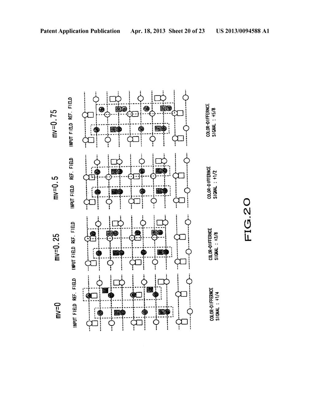 IMAGE INFORMATION ENCODING METHOD AND ENCODER, AND IMAGE INFORMATION     DECODING METHOD AND DECODER - diagram, schematic, and image 21