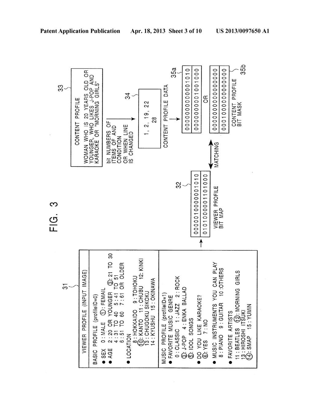 RECEIVING APPARATUS AND METHOD, INFORMATION DISTRIBUTION METHOD, FILTERING     AND STORING PROGRAM, AND RECORDING MEDIUM - diagram, schematic, and image 04