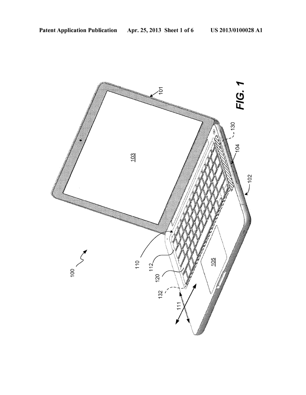 In-Plane Keyboard Illumination - diagram, schematic, and image 02