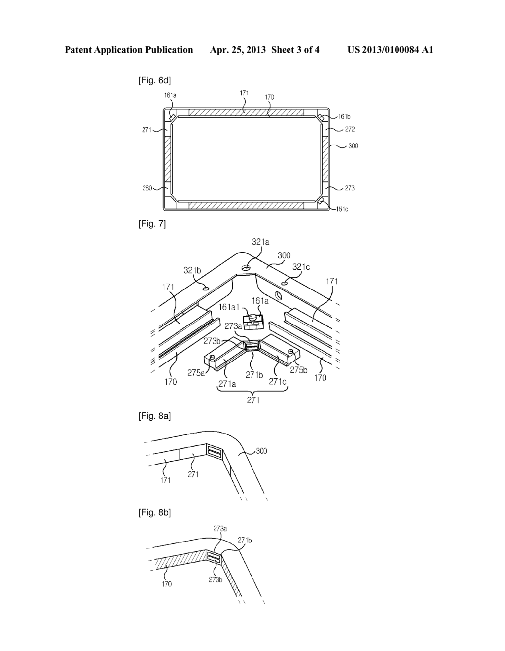 OPTICAL TOUCH SCREEN AND METHOD FOR ASSEMBLING THE SAME - diagram, schematic, and image 04