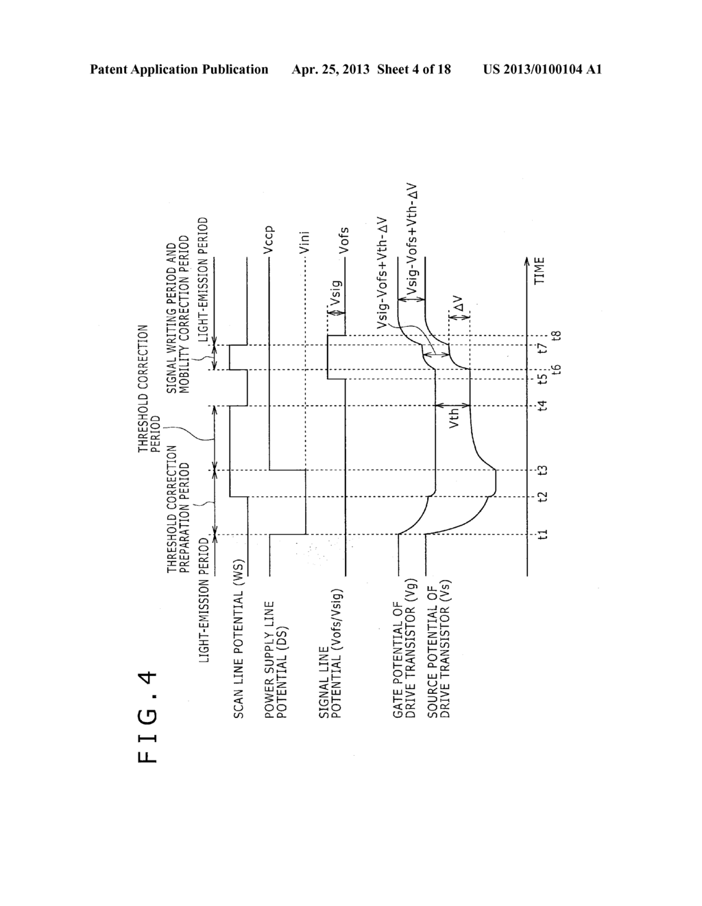 DISPLAY, METHOD FOR DRIVING DISPLAY, AND ELECTRONIC APPARATUS - diagram, schematic, and image 05