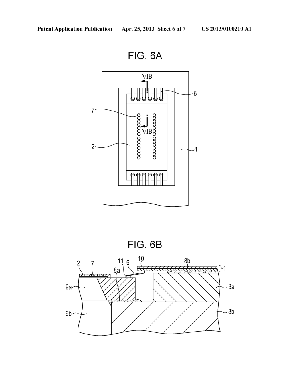 SEALANT, INKJET RECORDING HEAD USING SEALANT, AND METHOD FOR MANUFACTURING     THE SAME - diagram, schematic, and image 07