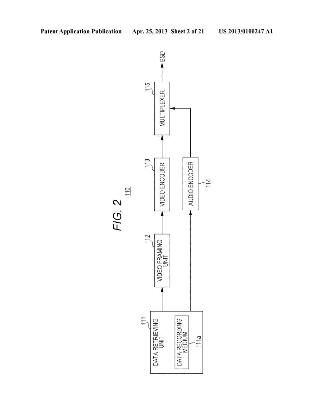IMAGE DATA TRANSMISSION APPARATUS, CONTROL METHOD FOR IMAGE DATA     TRANSMISSION APPARATUS, IMAGE DATA TRANSMISSION METHOD, AND IMAGE DATA     RECEPTION APPARATUS - diagram, schematic, and image 03