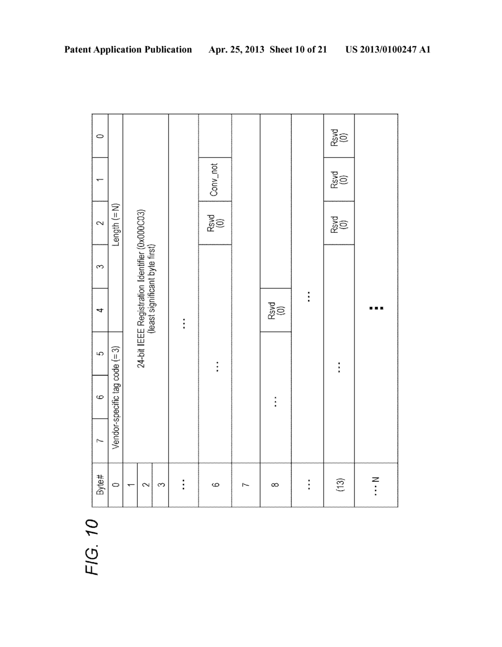 IMAGE DATA TRANSMISSION APPARATUS, CONTROL METHOD FOR IMAGE DATA     TRANSMISSION APPARATUS, IMAGE DATA TRANSMISSION METHOD, AND IMAGE DATA     RECEPTION APPARATUS - diagram, schematic, and image 11