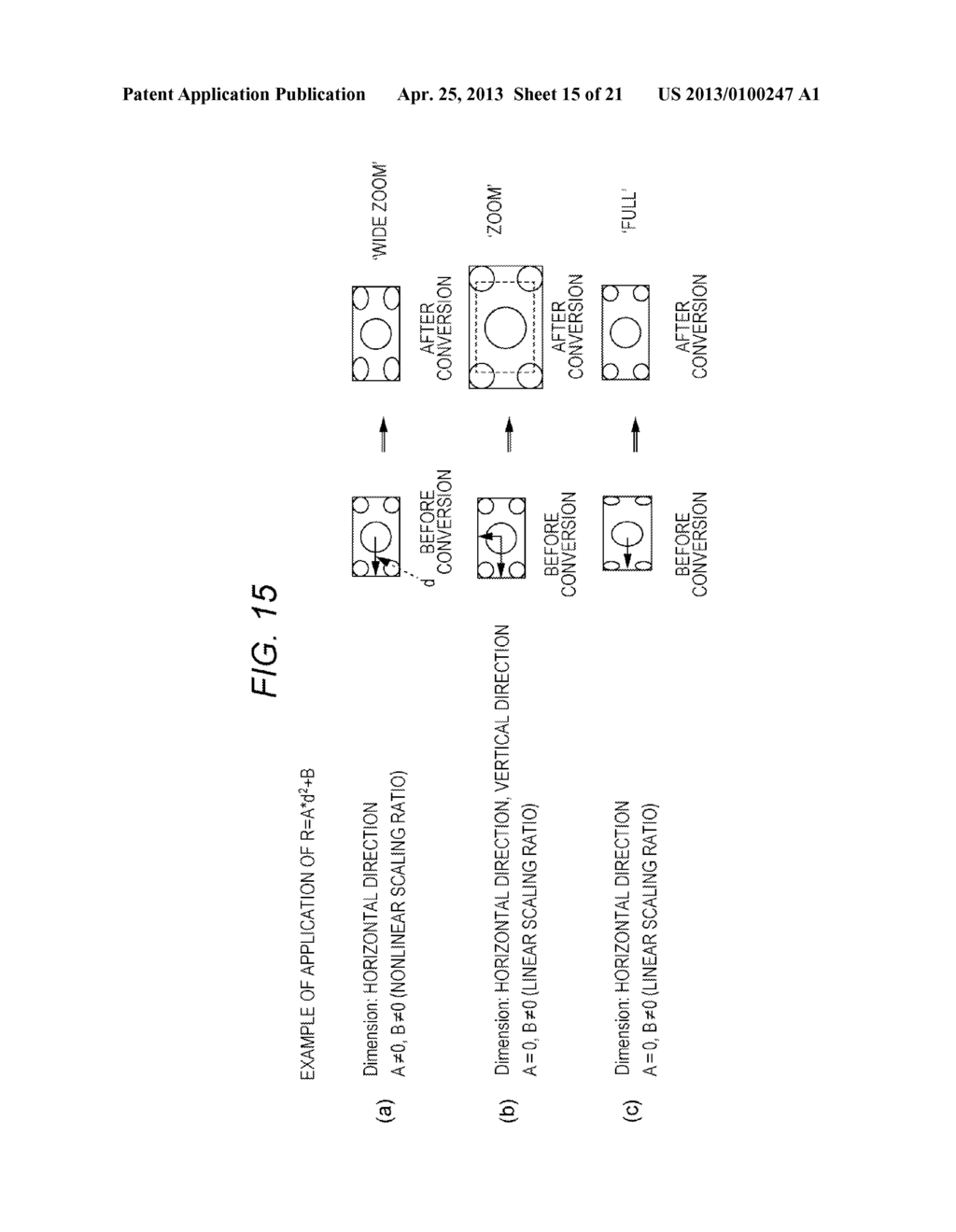 IMAGE DATA TRANSMISSION APPARATUS, CONTROL METHOD FOR IMAGE DATA     TRANSMISSION APPARATUS, IMAGE DATA TRANSMISSION METHOD, AND IMAGE DATA     RECEPTION APPARATUS - diagram, schematic, and image 16