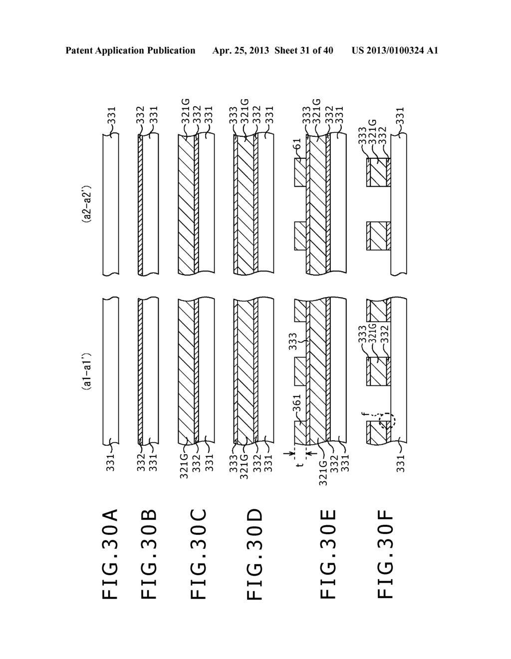 METHOD OF MANUFACTURING SOLID-STATE IMAGE PICKUP ELEMENT, SOLID-STATE     IMAGE PICKUP ELEMENT, IMAGE PICKUP DEVICE, ELECTRONIC APPARATUS,     SOLID-STATE IMAGE PICKUP DEVICE, AND METHOD OF MANUFACTURING SOLID-STATE     IMAGE PICKUP DEVICE - diagram, schematic, and image 32