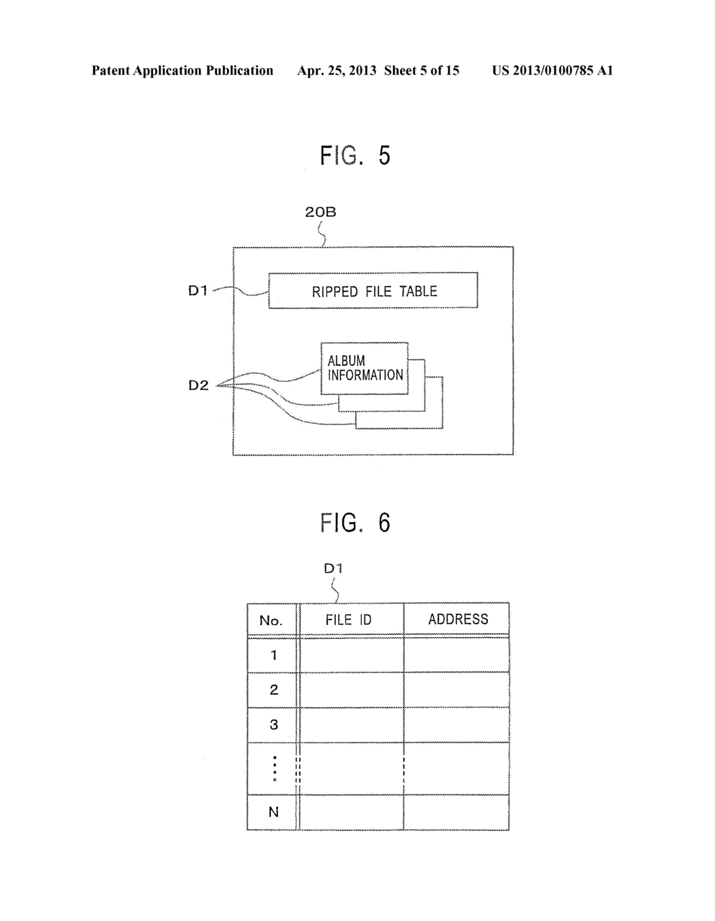 RECORDING APPARATUS, SERVER APPARATUS, RECORDING METHOD, PROGRAM AND     STORAGE MEDIUM - diagram, schematic, and image 06