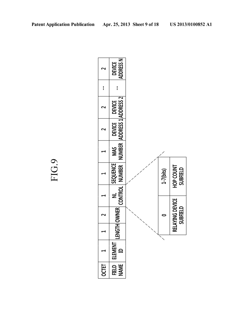 METHOD AND APPARATUS FOR MULTI-HOP QoS ROUTING - diagram, schematic, and image 10