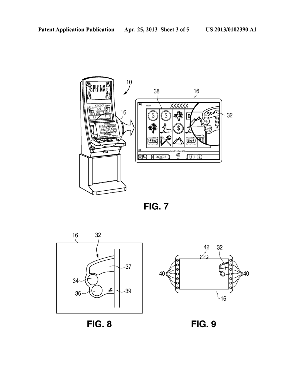 Gaming Console Having Movable Screen - diagram, schematic, and image 04
