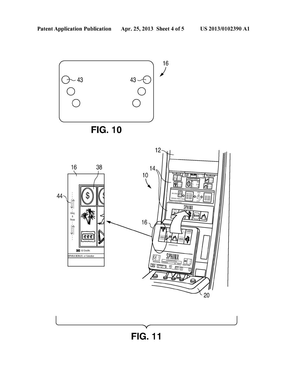 Gaming Console Having Movable Screen - diagram, schematic, and image 05