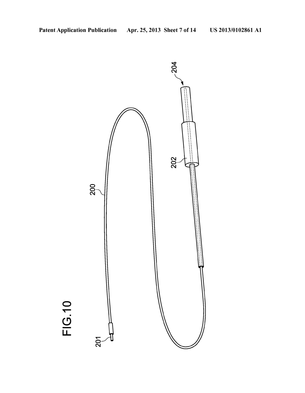 MEDICAL APPARATUS, THERAPY APPARATUS, METHOD OF ESTIMATING OPTICAL PROBE,     AND CALIBRATION METHOD - diagram, schematic, and image 08