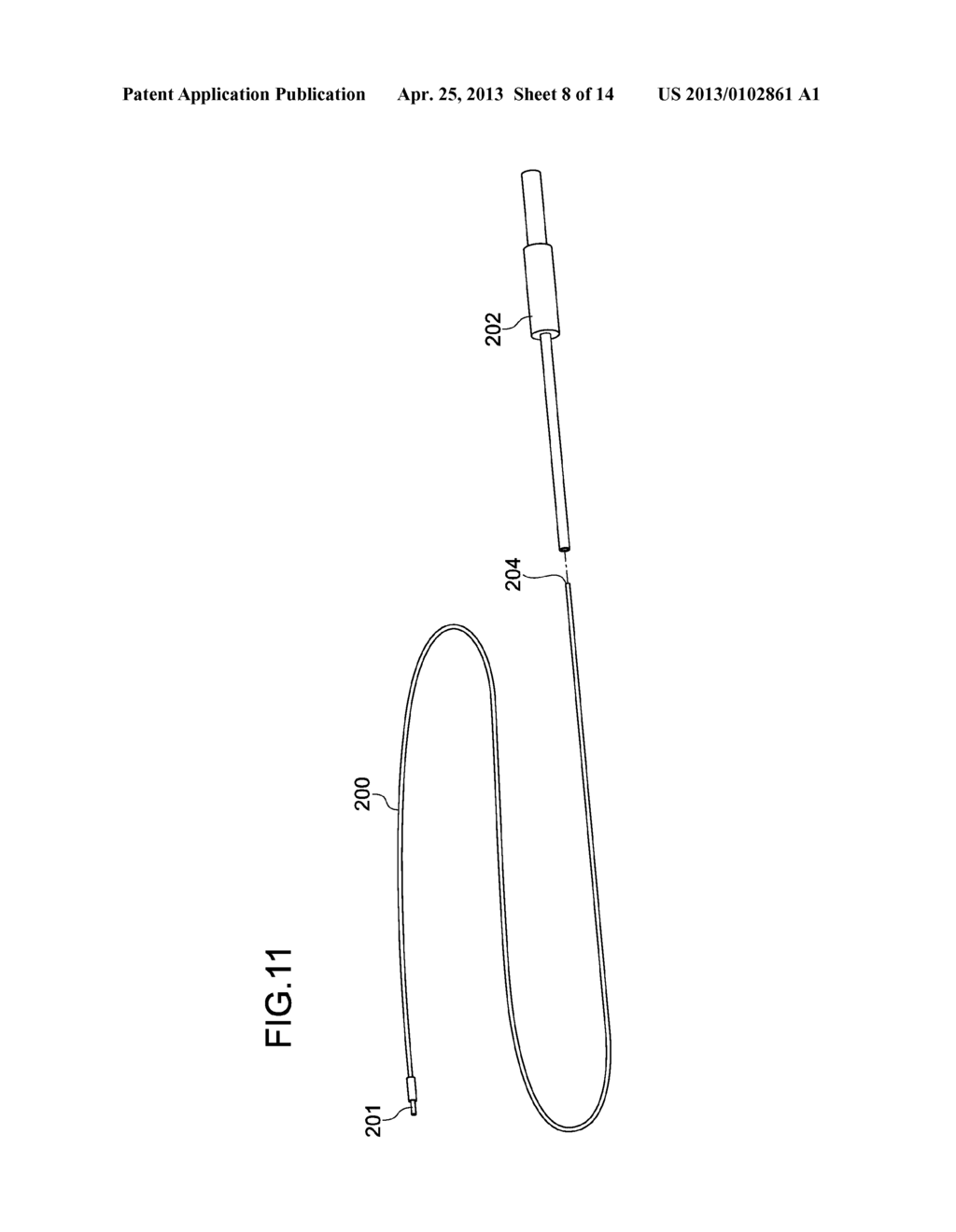 MEDICAL APPARATUS, THERAPY APPARATUS, METHOD OF ESTIMATING OPTICAL PROBE,     AND CALIBRATION METHOD - diagram, schematic, and image 09