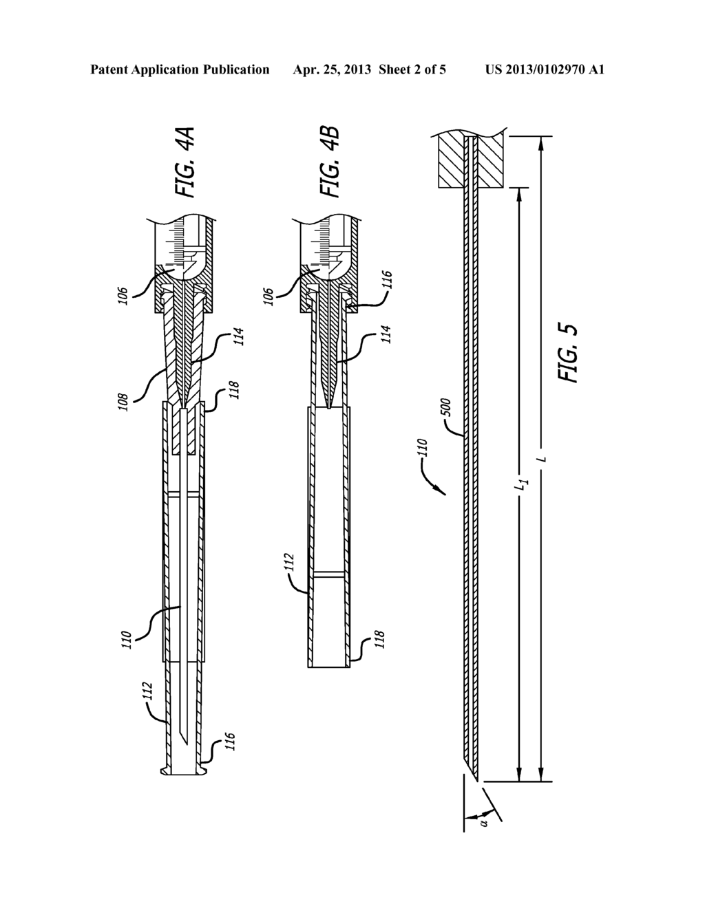 Systems and Methods for a Medical Syringe - diagram, schematic, and image 03