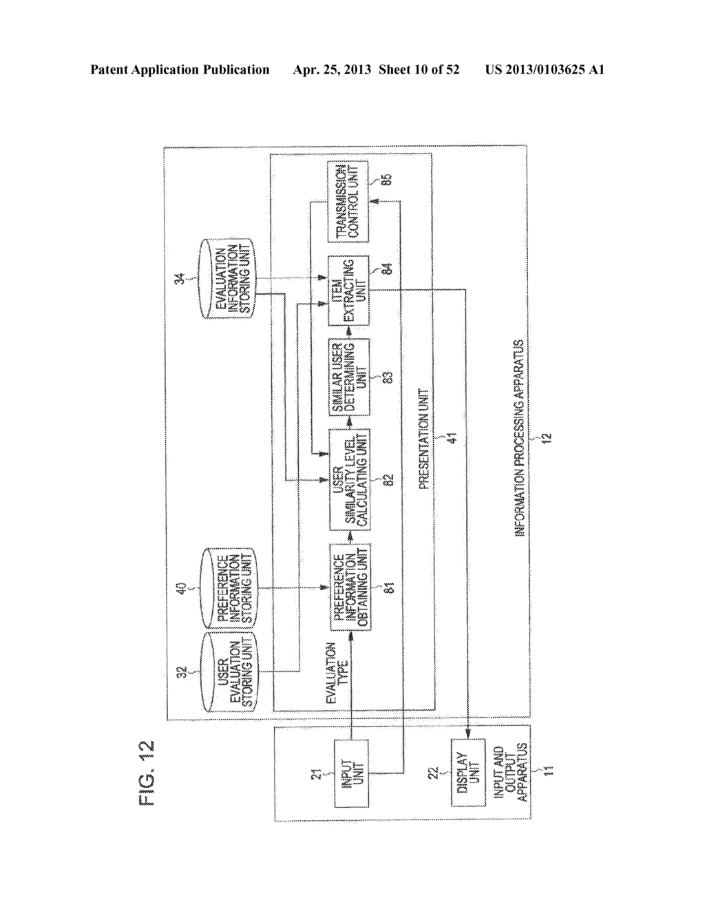 INFORMATION PROCESSING APPARATUS AND METHOD, AND PROGRAM THEREOF - diagram, schematic, and image 11
