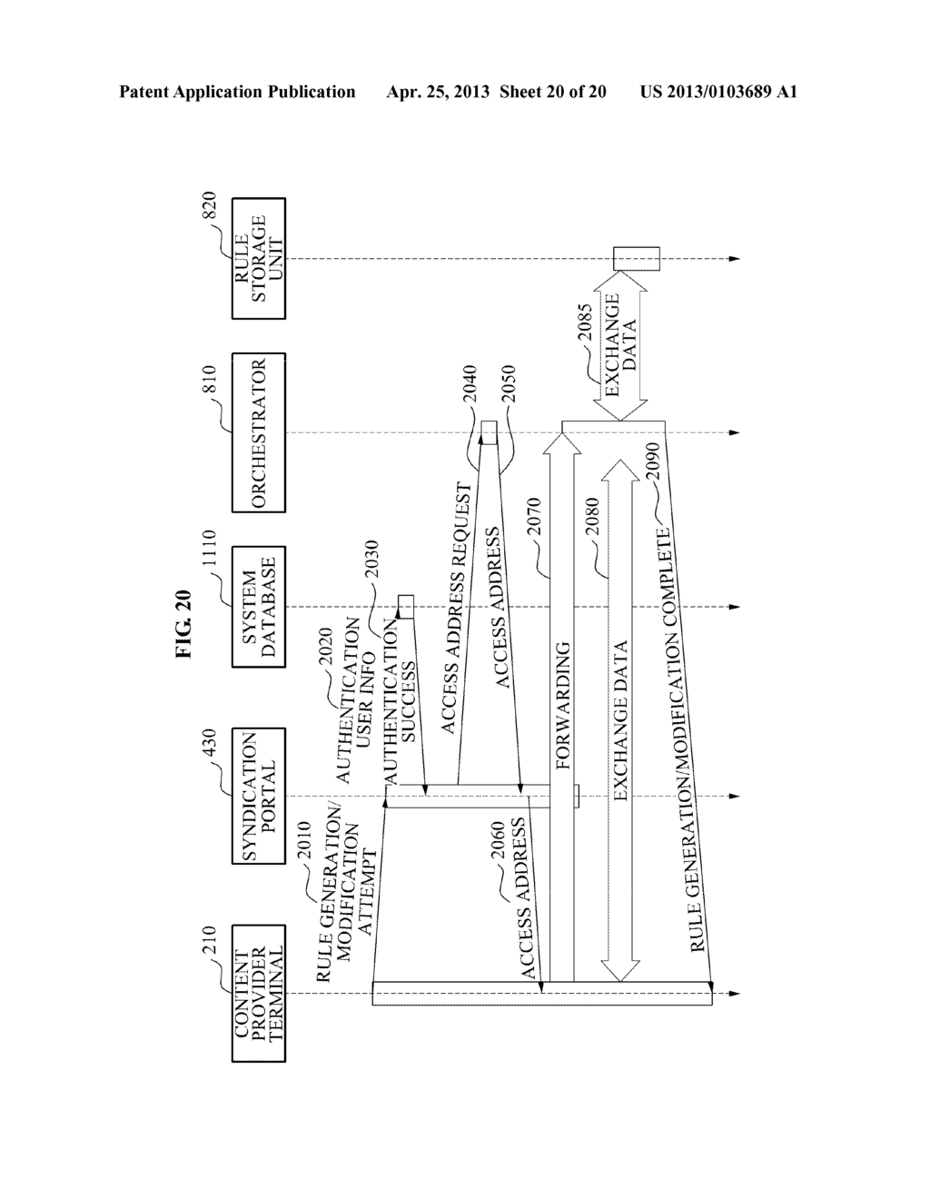 MEDIA MEDIATOR SYSTEM AND METHOD FOR MANAGING CONTENTS OF VARIOUS FORMATS - diagram, schematic, and image 21