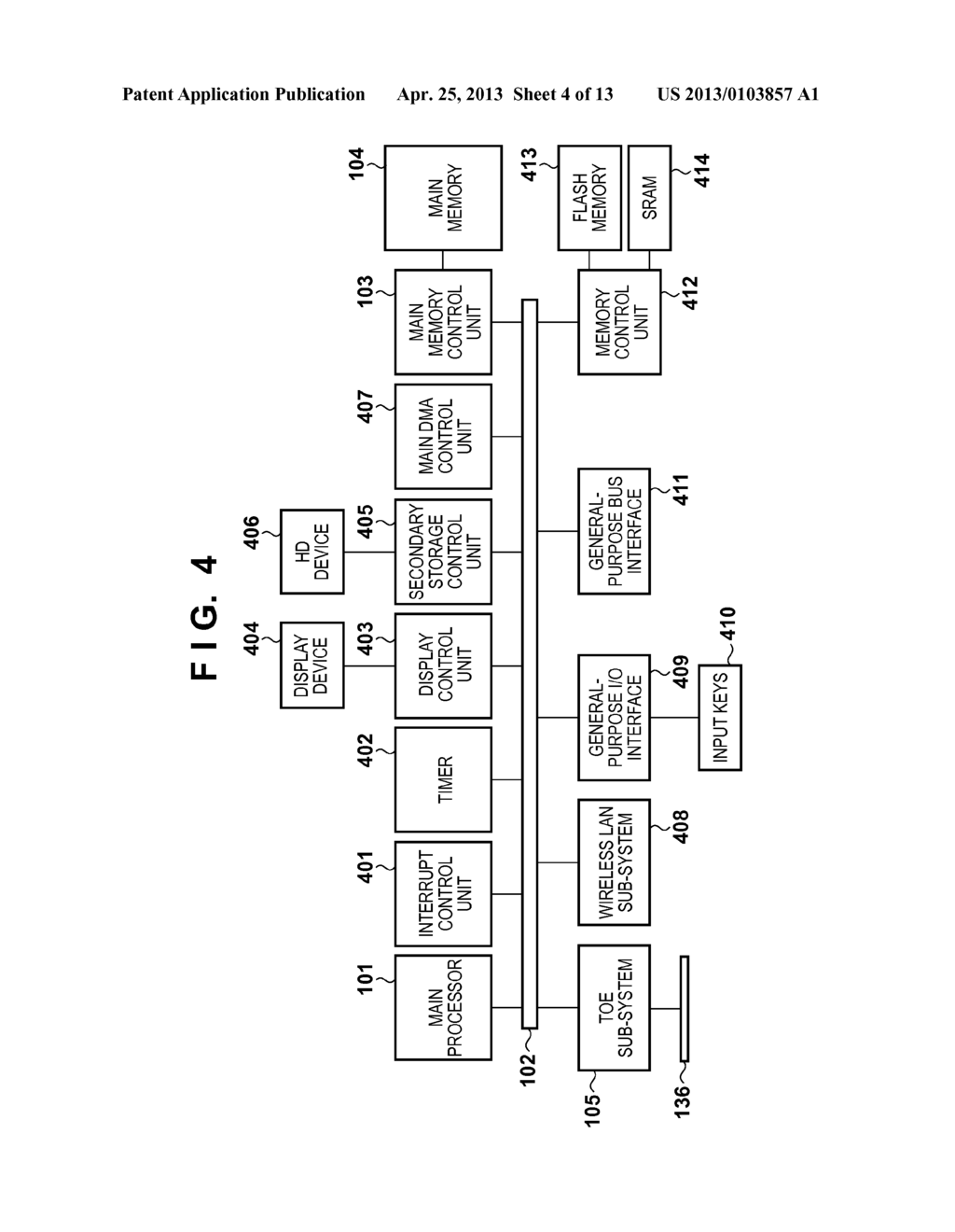 DATA TRANSFER APPARATUS, DATA TRANSFER METHOD, AND STORAGE MEDIUM - diagram, schematic, and image 05