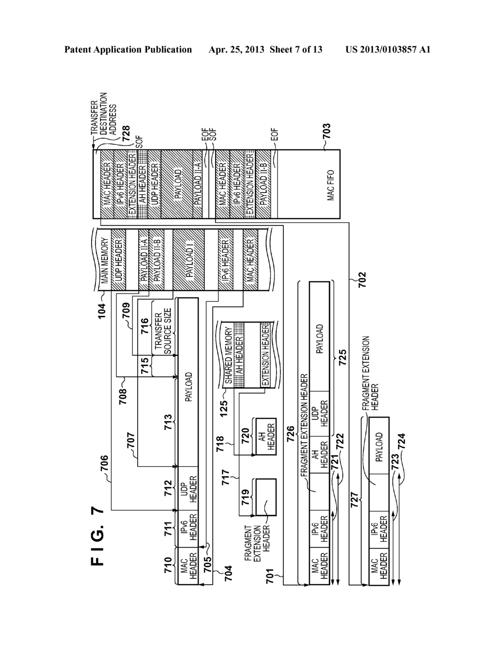 DATA TRANSFER APPARATUS, DATA TRANSFER METHOD, AND STORAGE MEDIUM - diagram, schematic, and image 08