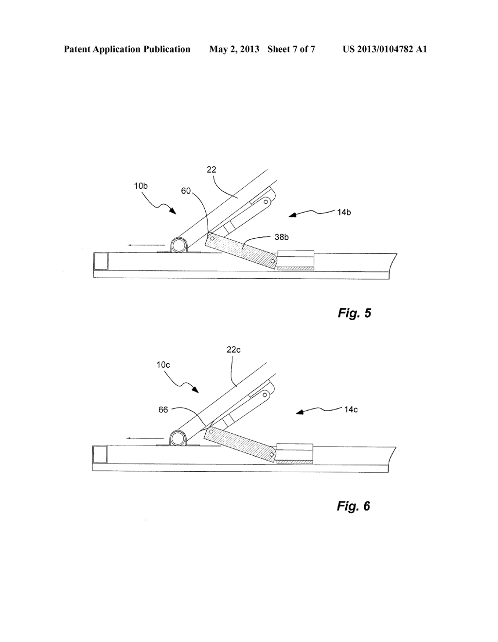 LEG LOCKING AND FOLDING MECHANISM FOR FOLDING TABLE - diagram, schematic,  and image 08