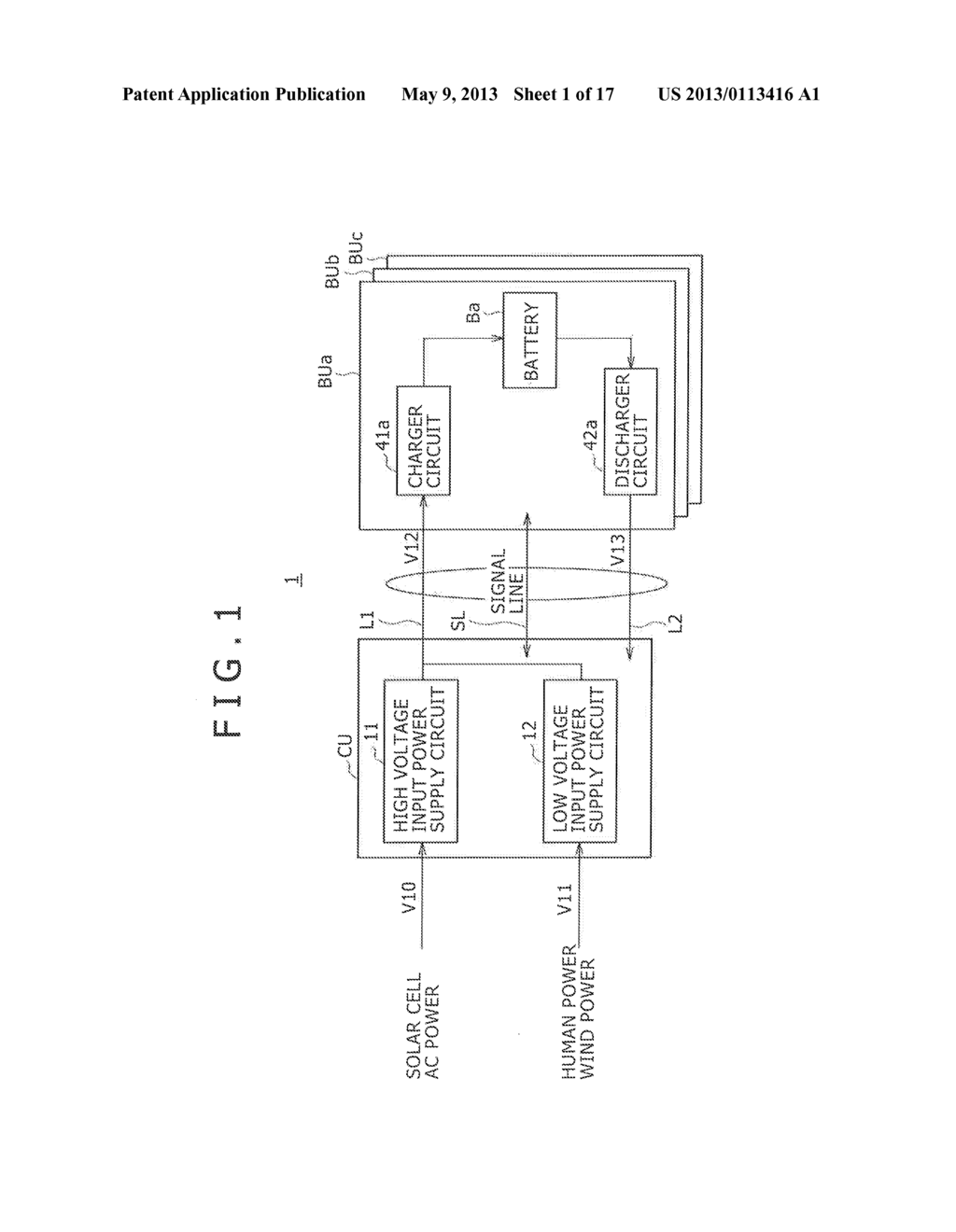 CHARGE/DISCHARGE CONTROLLING APPARATUS AND CHARGE/DISCHARGE CONTROLLING     SYSTEM - diagram, schematic, and image 02