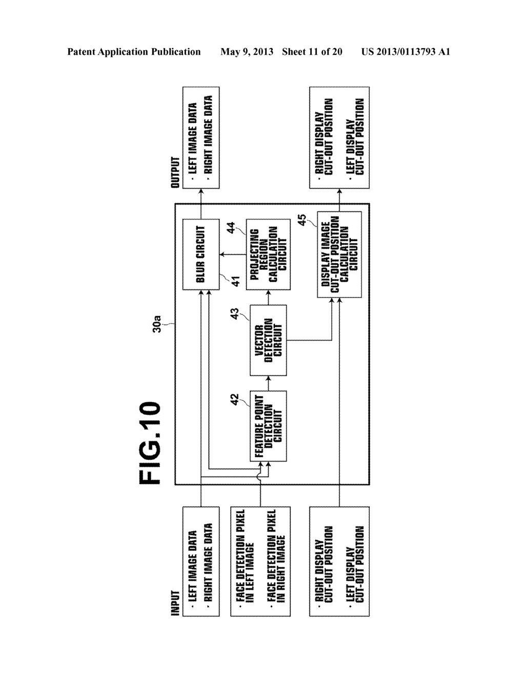 IMAGE PROCESSING DEVICE, IMAGE PROCESSING METHOD, AND IMAGE PROCESSING     PROGRAM - diagram, schematic, and image 12