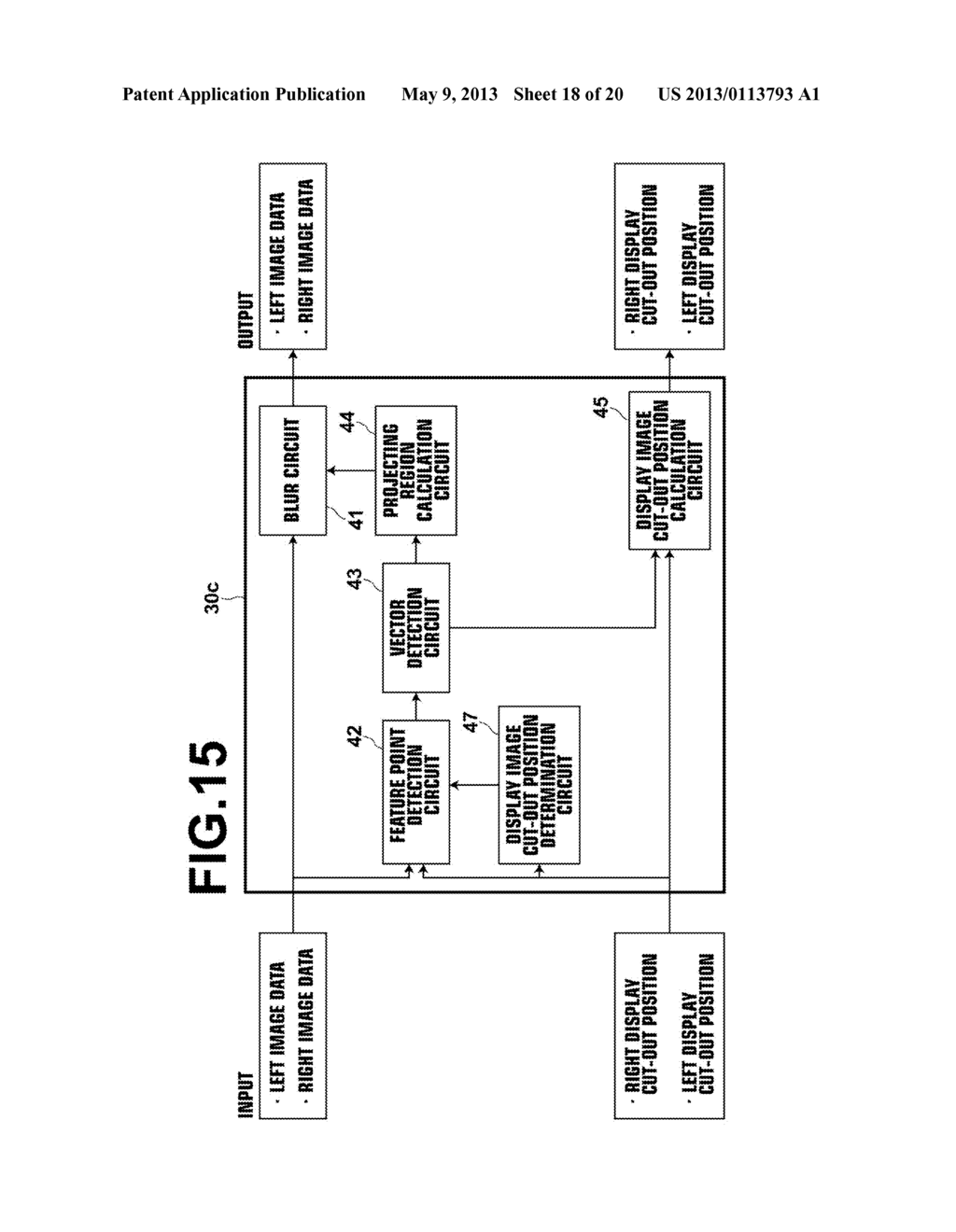 IMAGE PROCESSING DEVICE, IMAGE PROCESSING METHOD, AND IMAGE PROCESSING     PROGRAM - diagram, schematic, and image 19