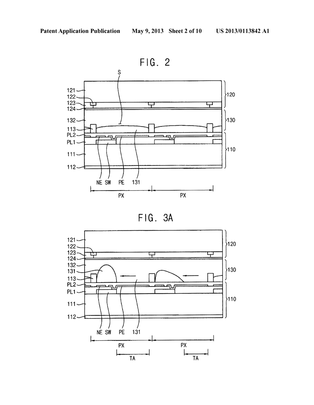 METHOD OF DRIVING AN ELECTRO-WETTING DISPLAY PANEL AND ELECTRO-WETTING     DISPLAY APPARATUS FOR PERFORMING THE SAME - diagram, schematic, and image 03