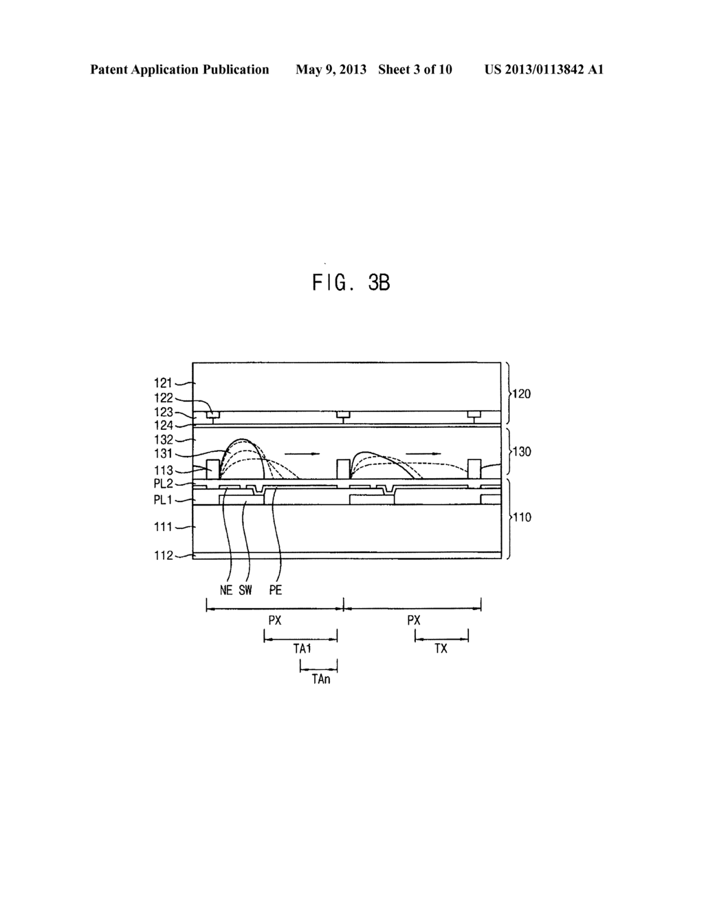 METHOD OF DRIVING AN ELECTRO-WETTING DISPLAY PANEL AND ELECTRO-WETTING     DISPLAY APPARATUS FOR PERFORMING THE SAME - diagram, schematic, and image 04