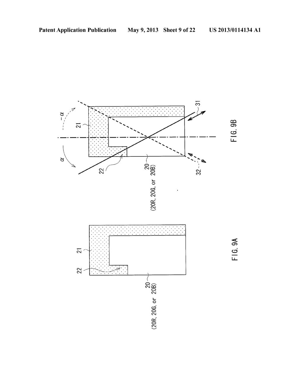 DISPLAY DEVICE AND ELECTRONIC APPARATUS - diagram, schematic, and image 10