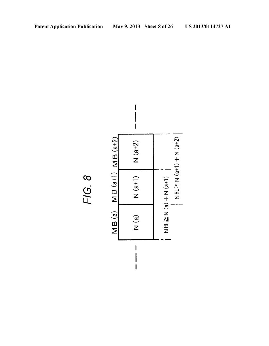 IMAGE PROCESSING DEVICE AND IMAGE PROCESSING METHOD - diagram, schematic, and image 09